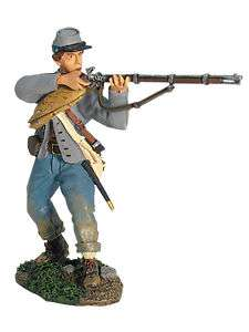 William Britain Britains 17863 Confederate Infantry Civil War Figure