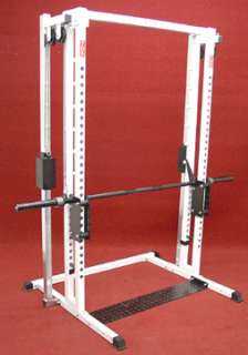 NEW YORK BARBELL FITNESS SMITH MACHINE WITH COUNTER BALANCE