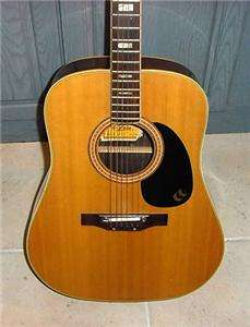 ARIA CLASSICAL ACOUSTIC GUITAR MODEL 6810 WITH HARD CASE |
