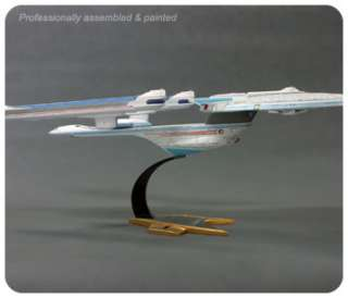 STAR TREK USS ENTERPRISE NCC 1701 B 1/1000 SCALE MODEL