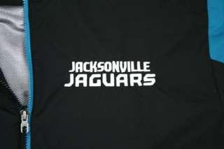 JACKSONVILLE JAGUARS STAGE LIGHTWEIGHT JACKET NFL XL