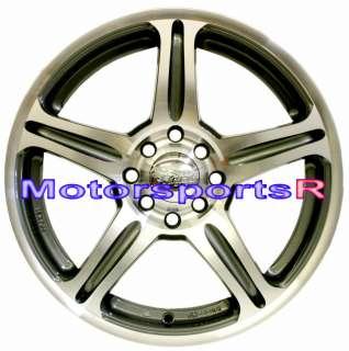 17 Primax 772 Rims Wheels 08 Honda Fit 98 Civic Accord