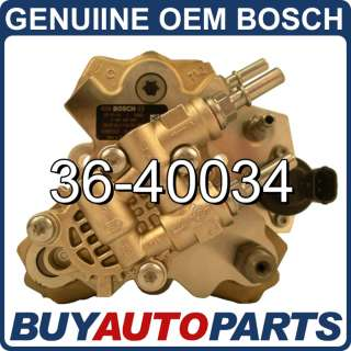BOSCH CUMMINS 6.7 DIESEL FUEL INJECTOR PUMP 0445020043