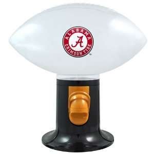 Alabama Crimson Tide Football Snack Dispenser Sports