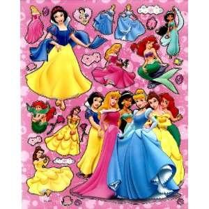 Snow White Cinderella Aurora Belle Jasmine in Aladdin