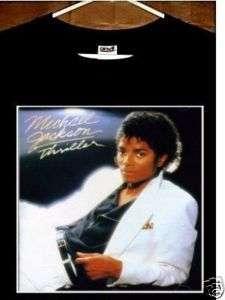 Michael Jackson Thriller T Shirt; Michael Jackson Tee