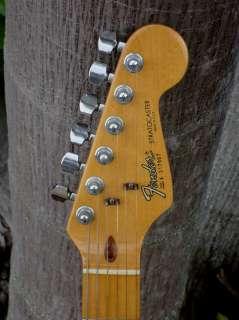 1983 Fender Stratocaster guitar