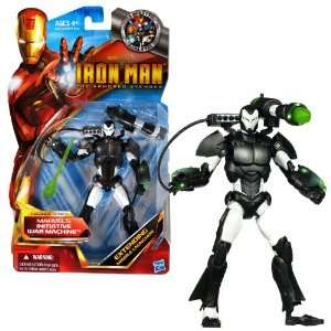 Year 2010 Marvel Studios IRON MAN The Armored Avenger Legends Series