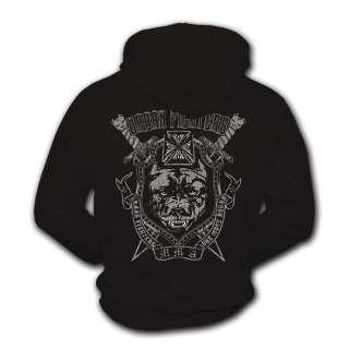 Hoodies. Jumper. NINJA. HOOLIGAN. MMA. Bad Boy.ACAB