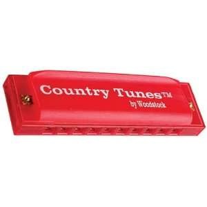 Country Tunes Harmonica Musical Instruments