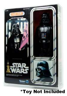 Star Wars Darth Vader Doll Acrylic Display Case