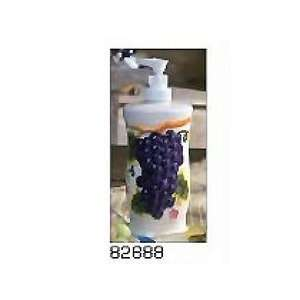 Amadora white grape soap dispenser: Home & Kitchen