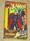MARVEL X Men Mr Sinister figure Toy Biz MIP