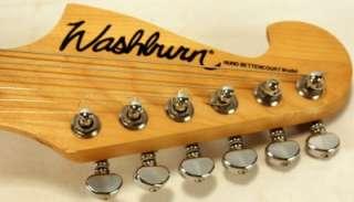 Washburn N1 Nuno BettenCourt Electric Guitar |