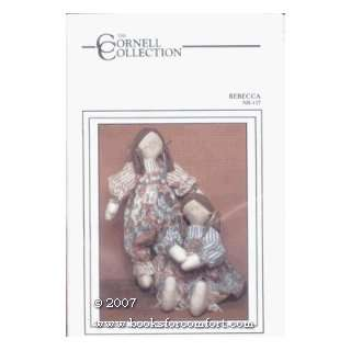 Rebecca NB 117 Soft Sculpture Doll Cindy Kaiser Books