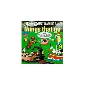 Things That Go (Things that Go) Walt Disney Characters Books