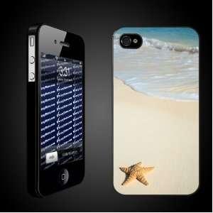Beach Theme iPhone Case Designs Starfish on the Beach