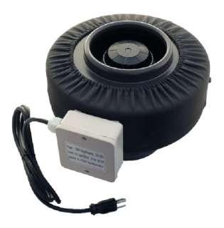 Bran New 6 Inch Inline Duct Fan Blower Hydroponic Air Ventilation