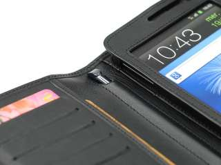 E5 EASECASE Custom Made Leather case for Samsung Galaxy Note