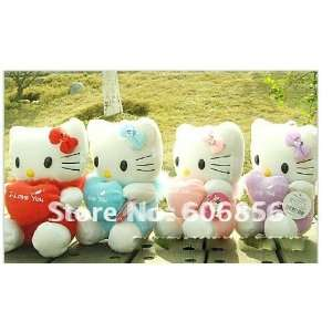 hello kitty toys with hearts toys 35cm size toys whole
