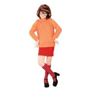 Scoobys Velma Child Costume Small Toys & Games