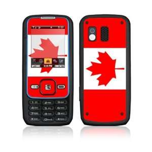 Canadian Flag Decorative Skin Cover Decal Sticker for Samsung