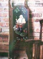 Prudys Busy Santas ~ Prudy Vannier ~ Christmas Santa Tole Painting