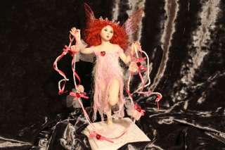 fairy art doll sculpture Annie Valentine P. Gibbons fairies