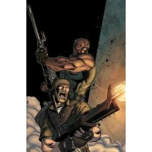 GI Joe Origins #3 Variant Virgin Cover Larry Hama, Mike