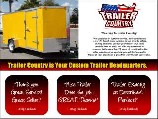 Utility Trailers, Motorcycle Trailer items in Enclosed Cargo Trailers