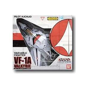 VF 1A Red Valkyrie Ichijo Hikaru Scale 1/55 (Bandai) Toys & Games