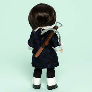 The Addams Family Musical Wednesday 8 inch Collectible Doll with