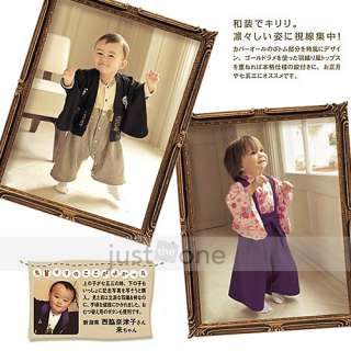 Cute Baby Toddler Kids Boys Girls Soft Cotton Japanese Kimono + Pant