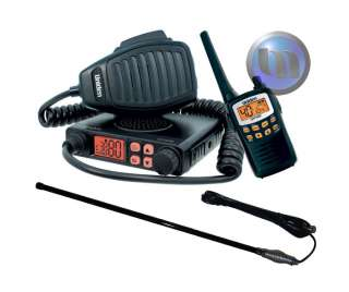 NEW Uniden UH7700NB+1 + Antenna Kit UHF CB Radio 5W 40c