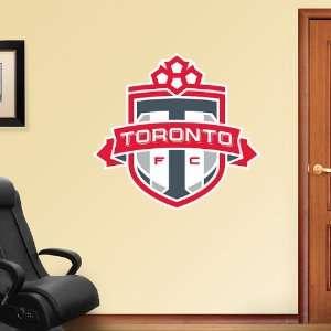 MLS Toronto FC Logo Vinyl Wall Graphic Decal Sticker Poster Home