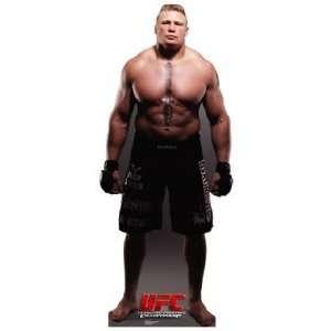 UFC   Brock Lesnar 76 x 28 Graphic Stand Up