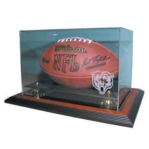 Football Display Case All NFL Team Logos Available