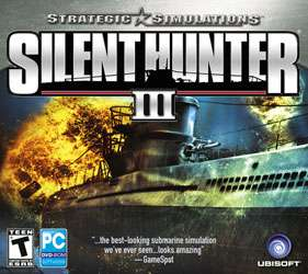 Combat WWII U Boat Simulation PC Game NEW 008888681953