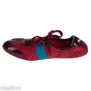 ... Puma Karlie Ballerina Flat (Sneakers) US Sizes 7 9 9.5  Blue Womens ... e1bc8c129