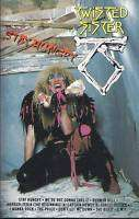 Twisted Sister   Stay Hungry (Cassette, 1984)