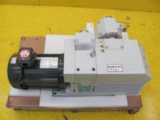 Oerlikon Leybold Trivac D65B Rotary Vacuum Pump ARS 40 65 new