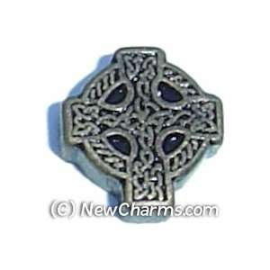 Cross Floating Locket Charm Jewelry