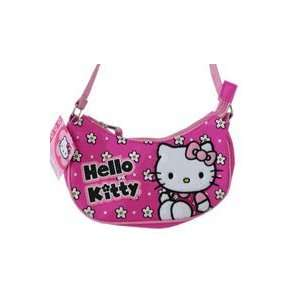 Sanrio Hello Kitty Hobo Bag   Kitty Purse  Pink Toys & Games