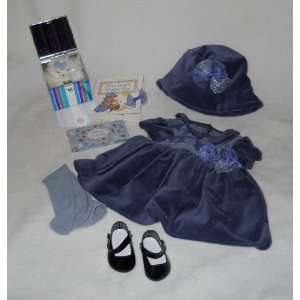 Bitty Baby (American Girl) Winter Party Set Toys & Games
