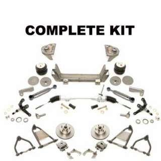 UNIVERSAL MUSTANG 2 II IFS FRONT END KIT COMPLETE AIR RIDE SUSPENSION