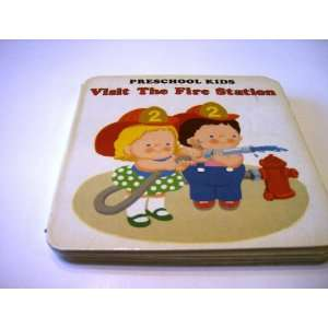 Kids Visit the Fire Station (9780843110883): Rita Warner: Books