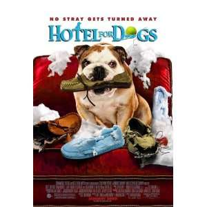 Hotel for Dogs Movie Poster (11 x 17 Inches   28cm x 44cm