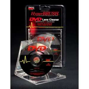 HyperBRUSH DVD Laser Lens Cleaner Electronics