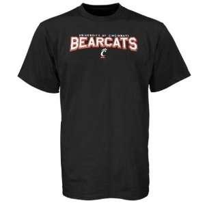 Cincinnati Bearcats Black Youth School Mascot T shirt