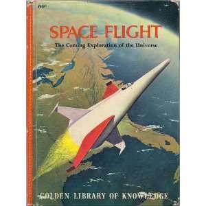 Exploration of the Universe Lester Del Rey, John Polgreen Books